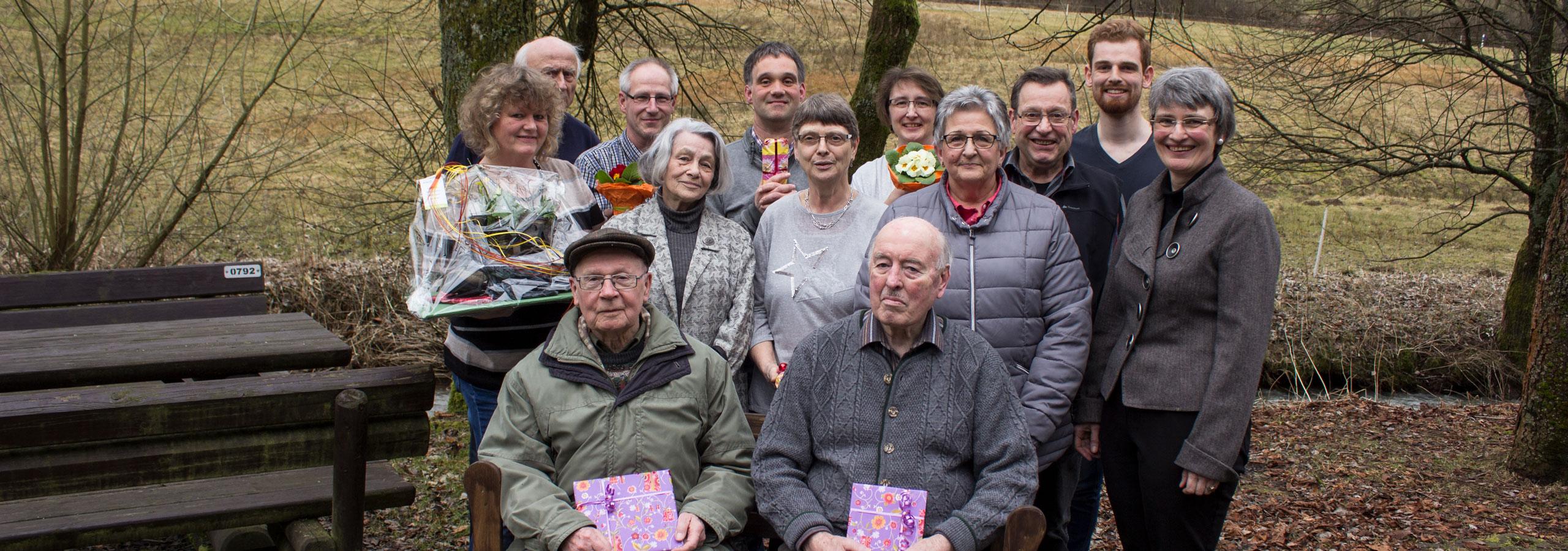 Jahreshauptversammlung 2018 SGV Abteilung Hilchenbach